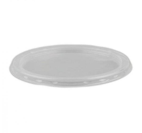 Poklopac PP d=115 mm prozirni (100 kom/pak)