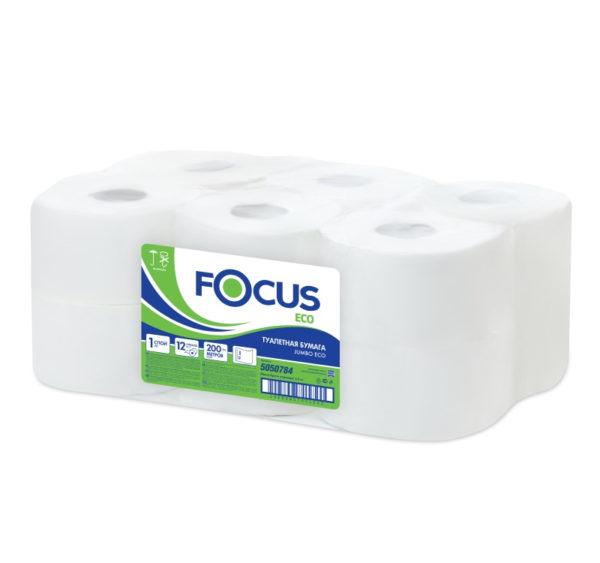 Toaletni papir 1 sl Focus 200 m (5050784)