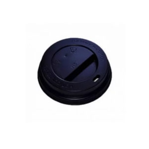 Poklopac PS sa bočnim otvorom d=62 mm crni (100 kom/pak)