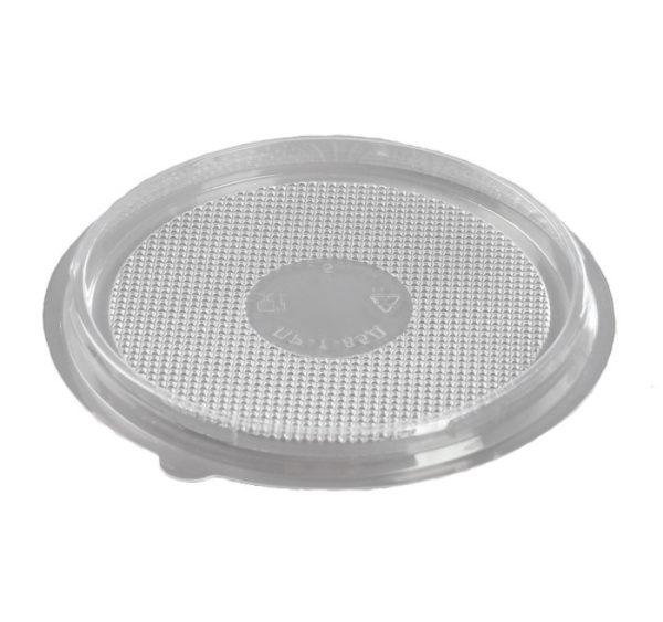 Posuda za deserte d=85 mm (110x82mm), prozirna (dno) (65 kom/pak)