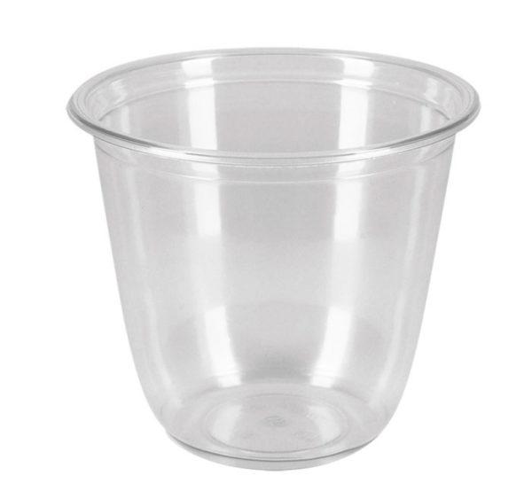 Zdjela PET 350 ml d=94,8 mm h-90 mm prozirna (50 kom/pak)