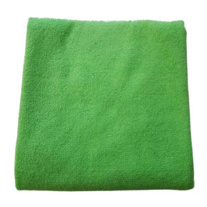 Krpa od mikrofibre za pod 50×80 cm zelena