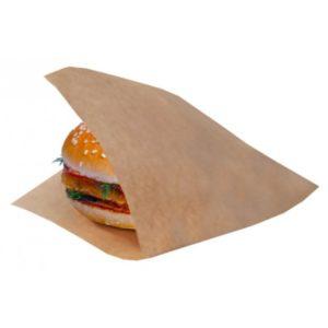 Vrećica za hamburgere SANDWICH BAG L 170x170x60 mm