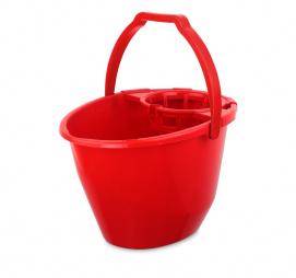 Kanta 11 L BonusPro plastična ovalna crvena