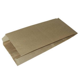 Papirnata vrećica 90х40х205 mm, kraft (2500 kom/pak)