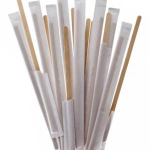 Štap za miješanje iz bambusa 17,8 cm posamezno pakiranje 250 kom/pak