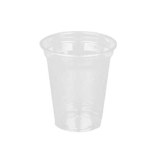 Čaša PET 300 ml d=95 mm prozirna (50 kom/pak)