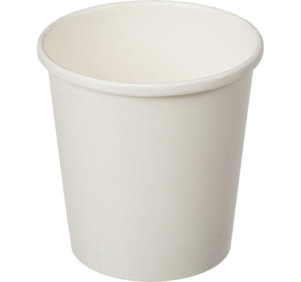 Papirnata posuda za juhu BioBox 440 ml d=98 mm h=110 mm bijela (640 kom/pak)