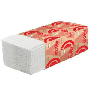 Papirnati ubrusi Focus V fold 2 sloja