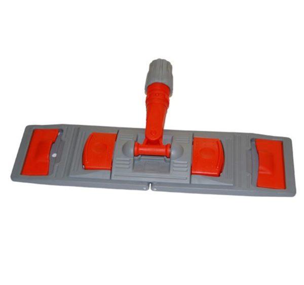 Držač za brisač poda za mokro brisanje 50х13cm plastika džep/krilo (NPK196)