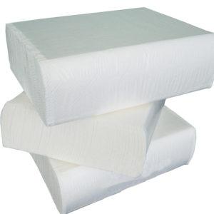 Papirnati ručnici Z 2 sl 200 l/pak Tomos bijeli