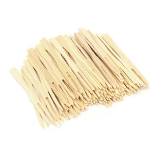 Pilalica od bambusa 9cm Vilica 100kom/pak