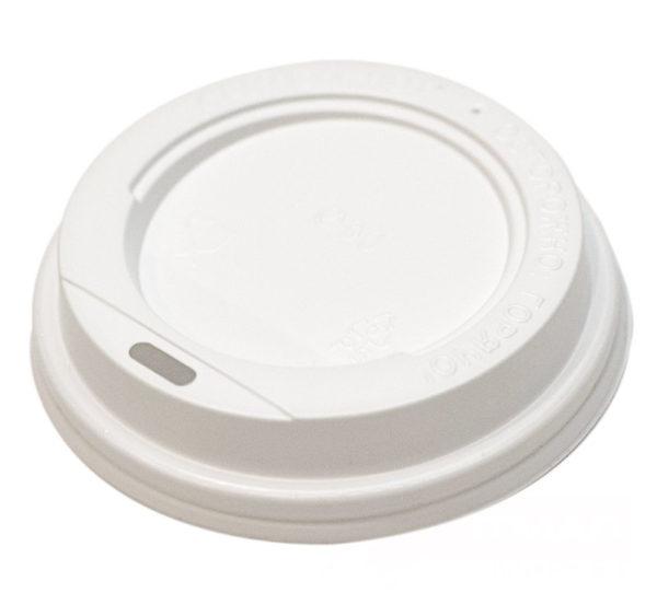 Poklopac s rupom PS d=72 mm bijeli (100 kom/pak)