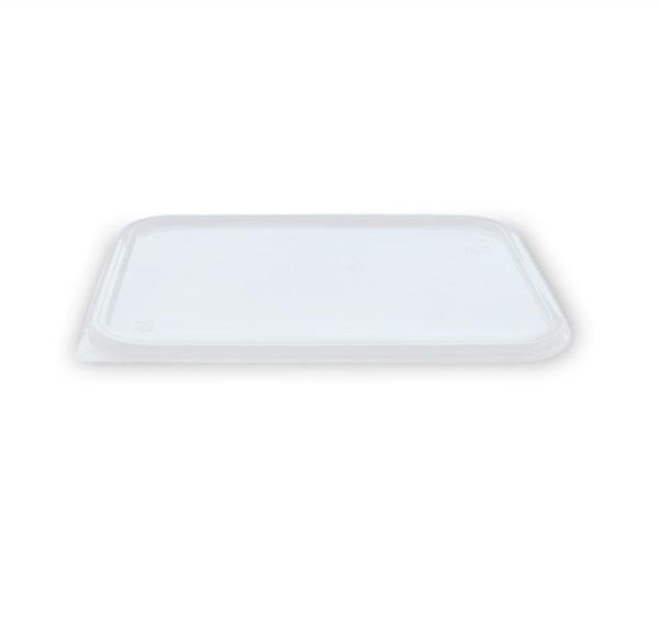 Poklopac PP 186х132 mm prozirni (50 kom/pak)