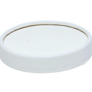 Papirnati poklopac Tambien ECO d=90 mm bela (25 kom/pak)