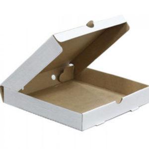 Kutija za pizzu 310х310х33 mm mikro valovit karton (50 kom/pak)