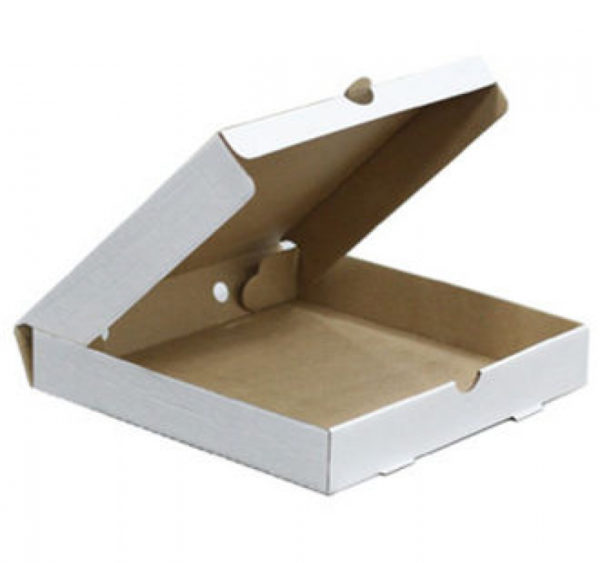 Kutija za pizzu 310х310х33 mm mirko valovit karton (50 kom/pak)