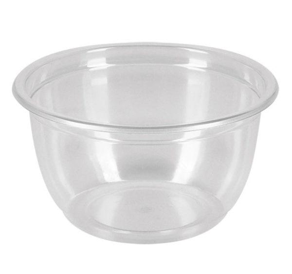 Zdjela PET 200 ml d=95 mm h=54 mm prozirna