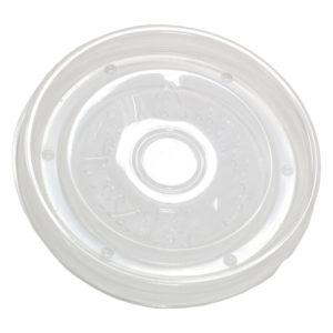 Poklopac PP za posudu papirnatu Tambien ECO d=90 mm (25 kom/pak)