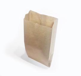 Papirnata vrećica 80x45x185 mm, kraft