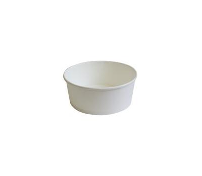 Papirnata skodelica 350 ml d=121 mm h=52 mm bjela (30 kom/pak)