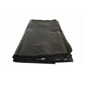 Vreća za smeće LDPE 180 L crna 50 µm (50 kom/pak)