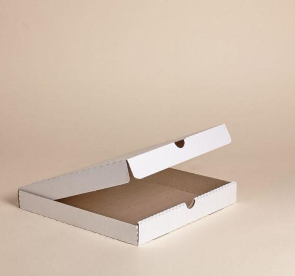 Kutija za pizzu 330х330х40mm valovit karton (50 kom/pak)