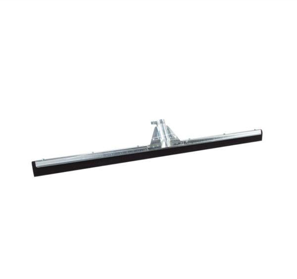 Brisač poda metal sa dvostrukom gumenom trakom 75 cm