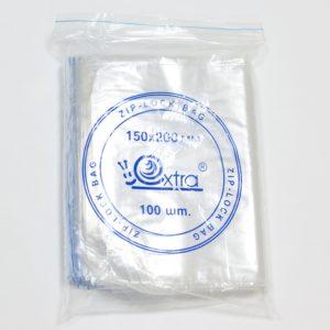Vrećica Zip-Lock 15х20 cm (100 kom/pak)