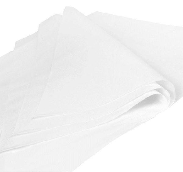 Papir za zamatanje hamburgere 305х305mm bijela, otporan na masti (1000 kom/pak)
