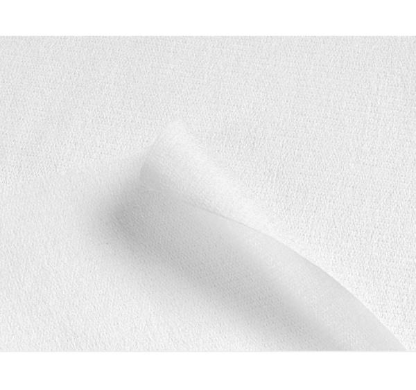 Krpa od mikrovlakana 34×40 cm 40 kom / pakiranje MICROFIBER LIGHT WIPE Chicopee bijela s tiskom (74737)