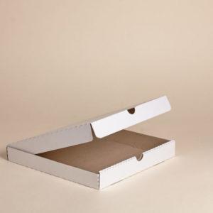 Kutija za pizzu 400х400х40 mm valovit karton (50 kom/pak)