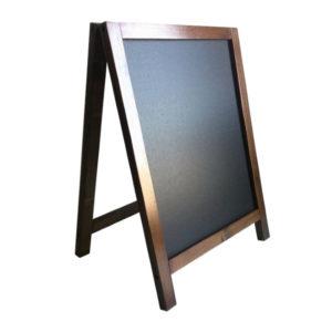 Samostojeća ploča 390×550 mm drvena