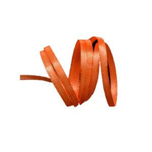 Satenska traka 3mm x 100 m naranča