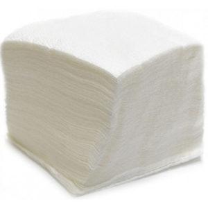 Papirnate salvete 1 sl 25×25 cm bijele 50 kom/pak (60 kom/pak)