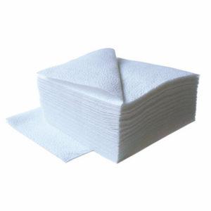 Papirnate salvete 1 sl 24×24 cm Tambien bijele 400 kom/pak