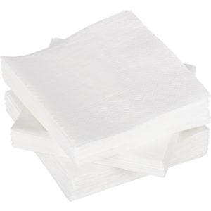 Papirnate salvete 2 sl 24×24 cm Tambien bjeli 250 kom/pak
