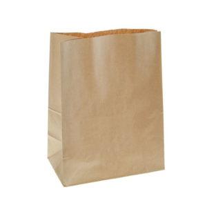 Papirnata vrećica 220х120х290 mm kraft (700 kom/pak)