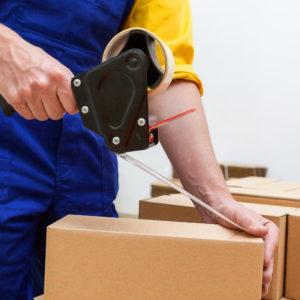 Set pakiranje za transport