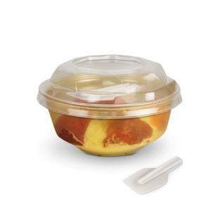Poklopac za zdjelu BOPS d=110mm providan (100 kom/pak)