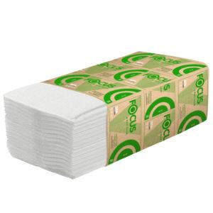 Papirnati ručnici V 1 sl 250 l/pak Focus (5049976)